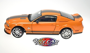 #1066 SHELBY GT500 SUPER SNAKE  / ORANGE