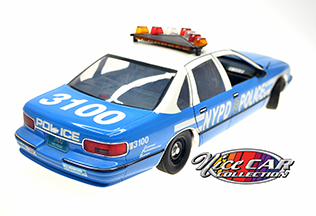 #1068 CHEVROLET CAPRICE /NYPD Police,**Hard To Find**