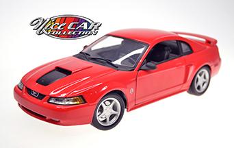 #1073 MUSTANG GT 1999 / Rouge