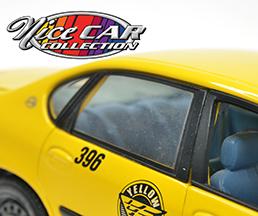 #1071 CHEVROLET IMPALA / Taxi jaune