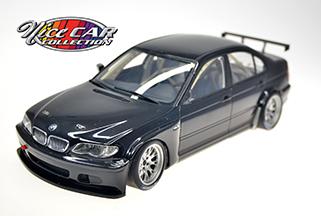 #1088 BMW 320i (E46) / Noire ,AutoArt