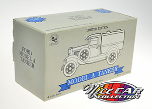 Model A Tanker Fire Chief Texaco #917  ,NEUF rare