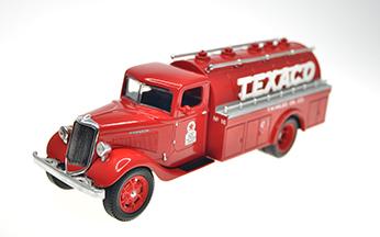 1939 Studebaker Tanker Bank Texaco #921