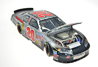 MIKE BLISS #20 ROCKWELL AUTOMOTION/ MONSTERS 2003 MONTE CARLO #912
