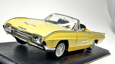 1963 FORD THUNDERBIRD ROADSTER SPORTS CONVERTIBLE #934