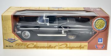 CHEVROLET IMPALA 1958 CONVERTIBLE #933
