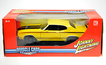 #1107  1970 BUICK GSX / MUSCLE CAR Collection / Jaune