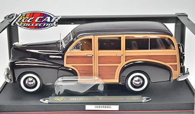 1948 CHEVROLET FLEETMASTER WOODY (#149)