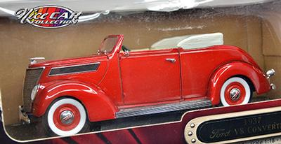 1937 Ford V8 Convertible (#168)