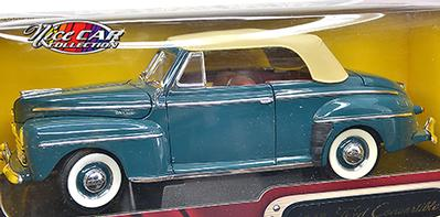 1948 Ford Convertible (#169)