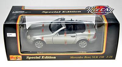 Mercedes Benz SLK 230 (#176)