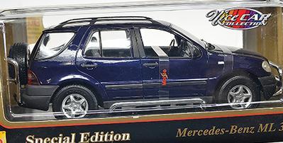 1997 Mercedes-Benz ML 320 (#184)