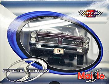 1965 Pontiac GTO, Hurst Edition (#195)