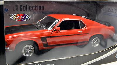 FORD MUSTANG BOSS 302 1969 (#211)