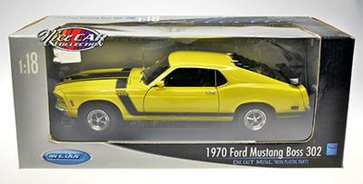 1970 Ford Mustang Boss 302 (#206)