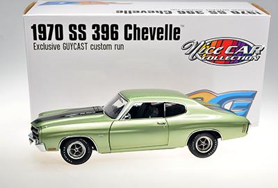 ACME - CHEVROLET CHEVELLE SS 396 1970