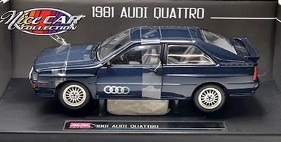 AUDI QUATTRO COUPE 1981 (#225)