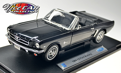 FORD MUSTANG CONVERTIBLE 1964 1/2 (#217)