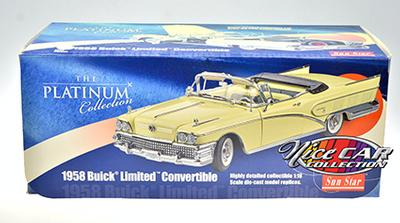 1958 Buick Limited Convertible (#249)