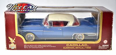 1958 CADILLAC ELDORADO SEVILLE (#259)
