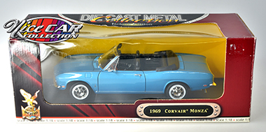 1963 Corvair Monza (#256)