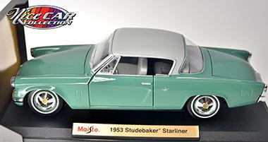 1953 STUDEBAKER STARLINER (#257)