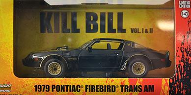 1979 Pontiac Firebird Trans AM 1:43 (#316)