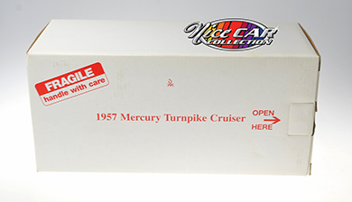 MERCURY TURNPIKE CRUISER 1957  (#432)