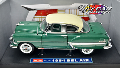 CHEVROLET BEL AIR 1954 COUPE (#343)