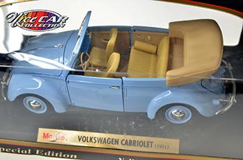 1951 Wolkswagen Cabriolet (#319)
