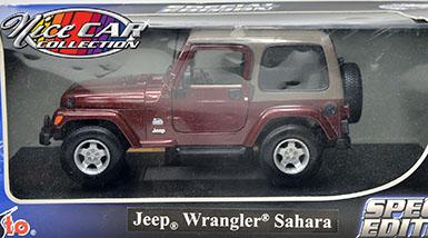 JEEP WRANGLER SAHARA (#318)