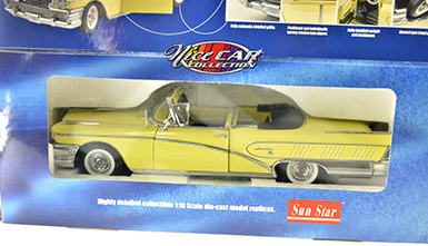 1958 Buick Limited Convertible **SUN STAR** (#353)
