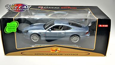 Aston Martin DB7 Vantage (#335)
