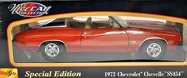 1972 Chevrolet Chevelle SS454 (#351)
