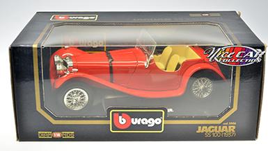 1937 Jaguar SS100  ( #333)