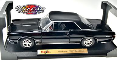 1965 PONTIAC GTO, HURST ÉDITION (#372)