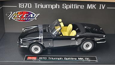1970 TRIUMPH SPITFIRE CONVERTIBLE  (#425)