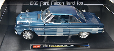 FORD FALCON 1963 Sun Star  (#406)