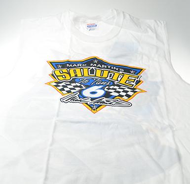T-Shirt  sans manche Mark Martin's  (#459)