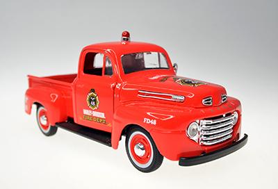 1448 Ford F1 Pick Up Harley Davidson  FIRE DEPT.  (#536)