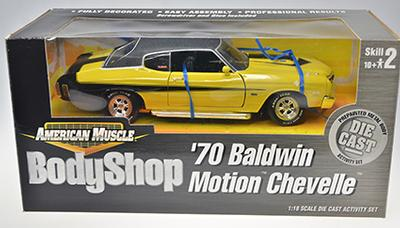 1970 Baldwin motion Chevelle 'BodyShop' (#521)