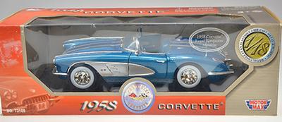 1958 Corvette (#525)