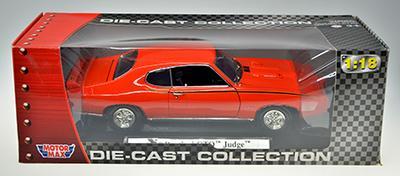 1969 Pontiac GTO Judge (#523)
