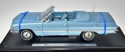 GM 1963 Chevrolet Impala  (#334)