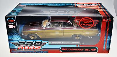 1962 Chevrolet Bel Air 'PRO ROD Z' (#540)