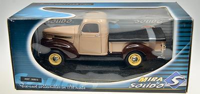 Chevrolet Pickup 1946 Solido NEUF  (#549)