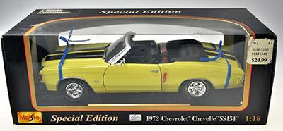 1972 Chevrolet Chevelle SS454 (#545)