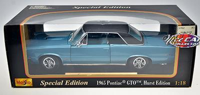 1965 Pontiac GTO, Hurst Edition (#539)