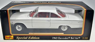 1962 Chevrolet Bel Air  (#543)