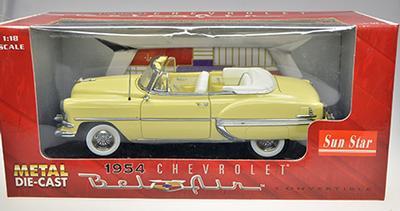 Chevrolet Bel Air 1954 (#549-C)